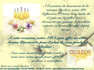 Offre Decléor